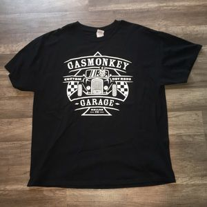 Other - 🎃SALE! NEW Gas Monkey Garage Mens Tshirt 🐵🛠
